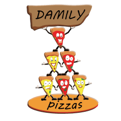 Damily Pizzas